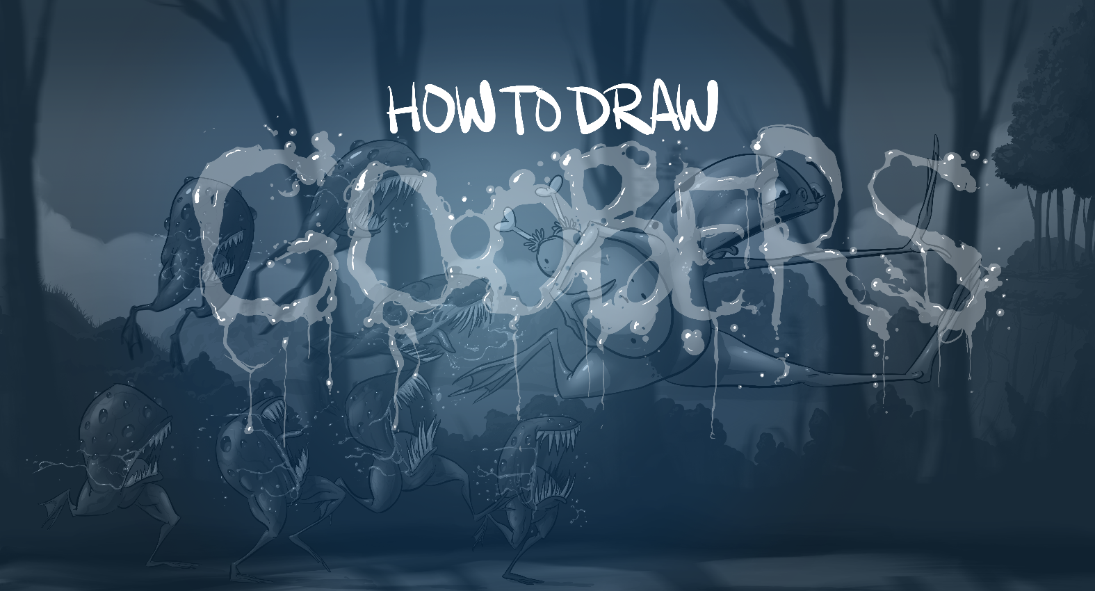 How To Draw Goobers